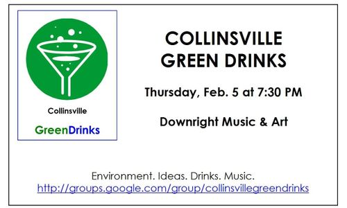 CollinsvilleGreenDrinks