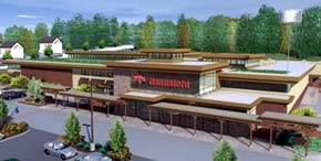 New LEED Certified Hannaford Supermarket in Augusta, ME