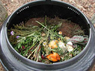 Composting-input