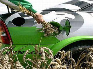 Biofuel-cars