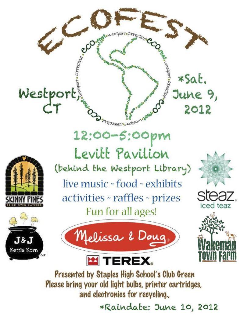 Ecofest Promo Flyer